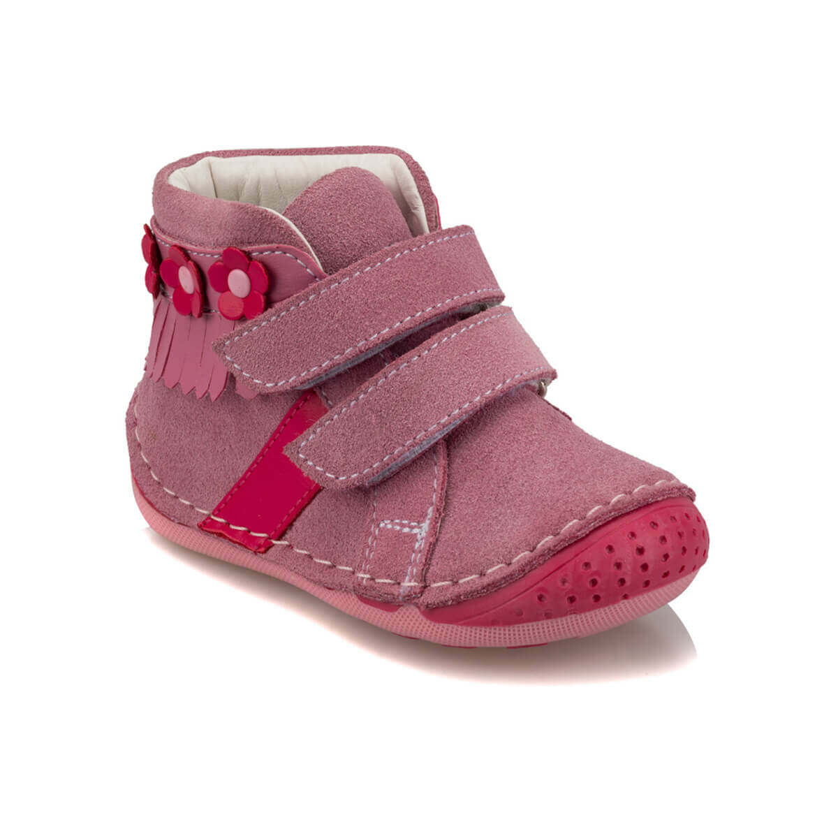 FLO 92.511742.I Pink Female Child Boots Polaris