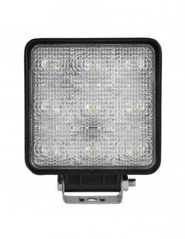 JBM 52302 HEADLIGHT LED WORK-SQUARE