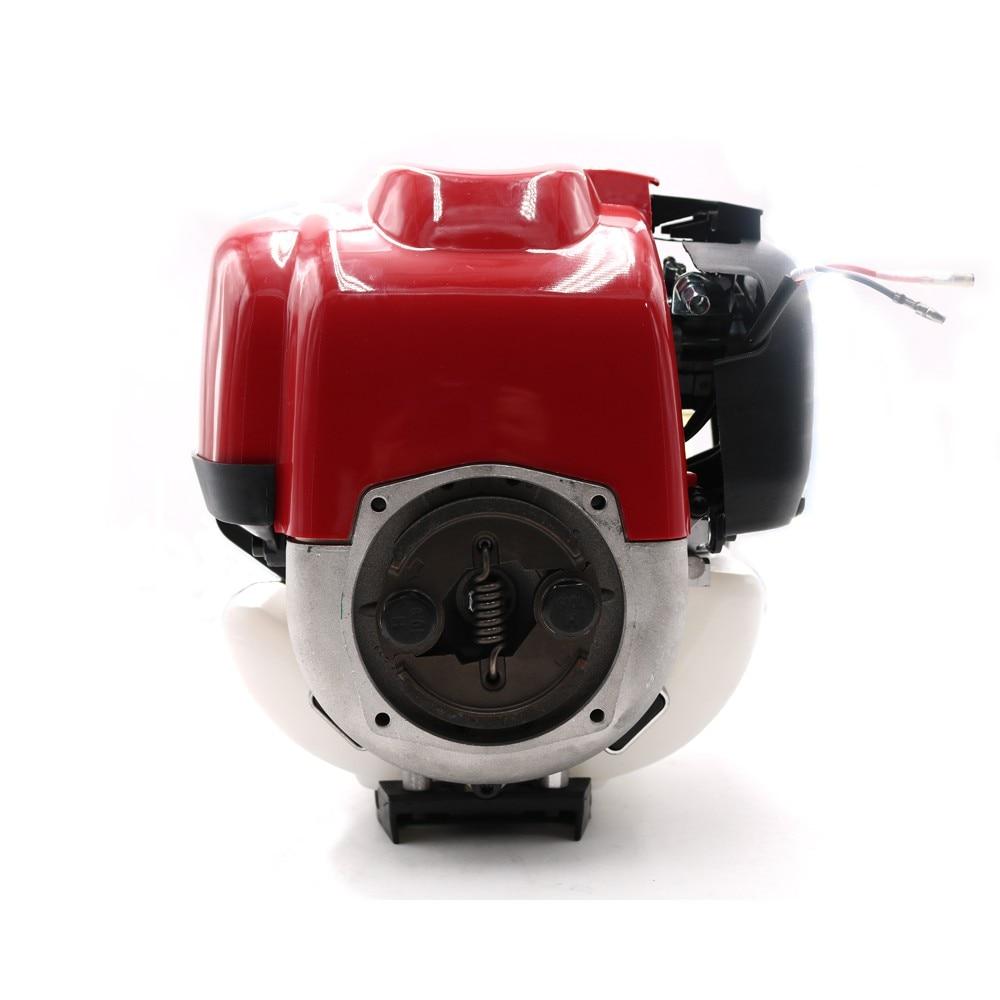Tools : Aftermarket 4 stroke GX35 engine petrol engine Gasoline engine brush cutter engine 35 8cc CE