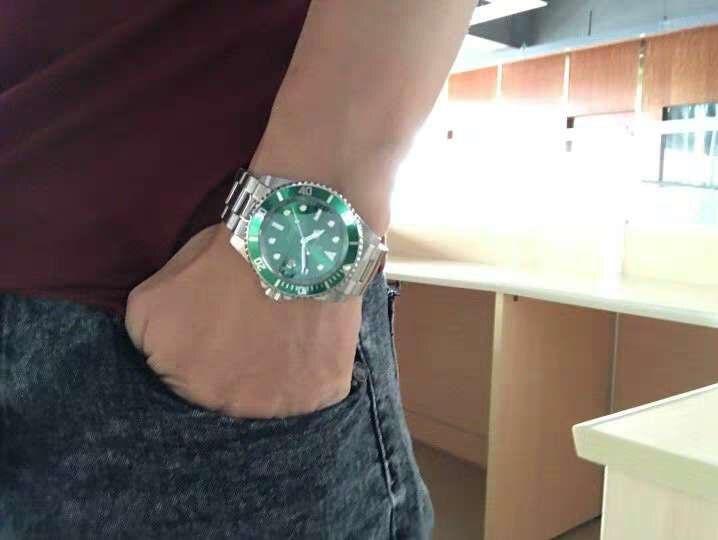 -- Relógio Masculino Quente