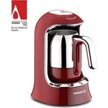 Korkmaz A860 türk kahve makinesi | Otomatik türk kahvesi makinesi | Elektrikli türk kahve makinesi | espresso kahve
