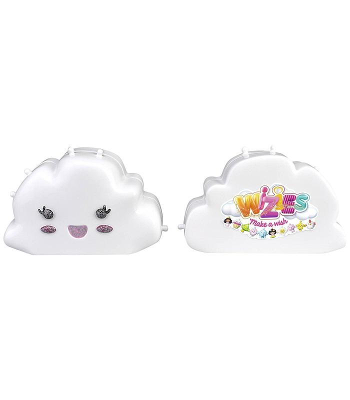 Wizies Cloud Pack 3 Figures White Toy Store