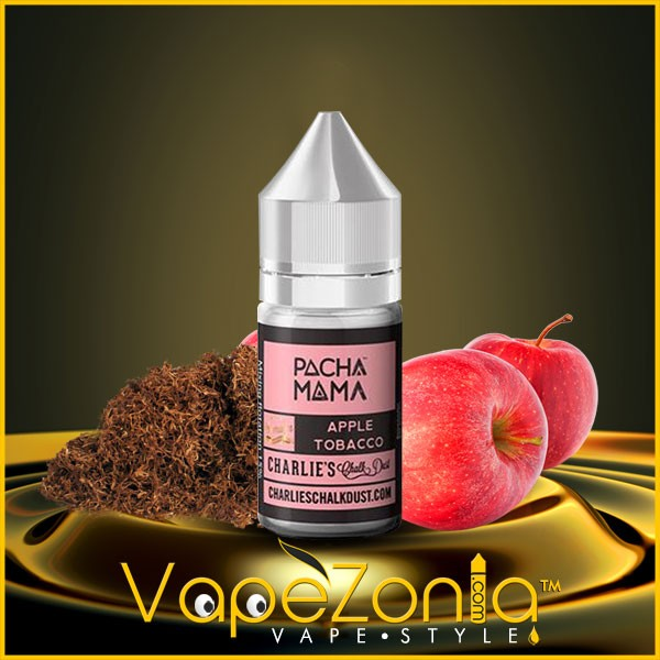 Concentrate APPLE TOBACCO PachaMama 30 Ml