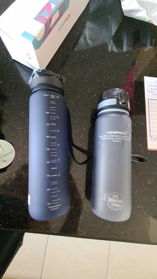 Water Bottles 500/1000ML Shaker Leakproof Outdoor Sport Direct Drinking My Bottle Tritan Plastic Eco Friendly Drinkware BPA Free|drink bottle|my water bottlesports water bottle - AliExpress