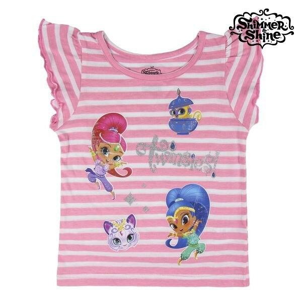 Çocuk kısa kollu tişört pırıltılı ve parlaklık 73483 title=