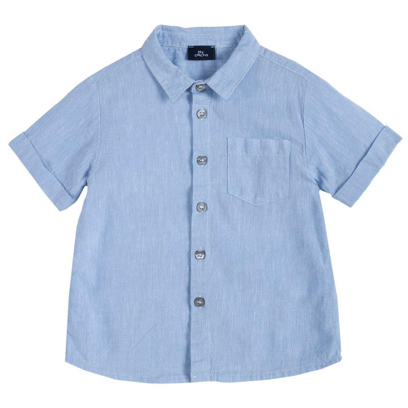 Фото - Shirt Chicco, size 098, color blue pants chicco size 098 color blue