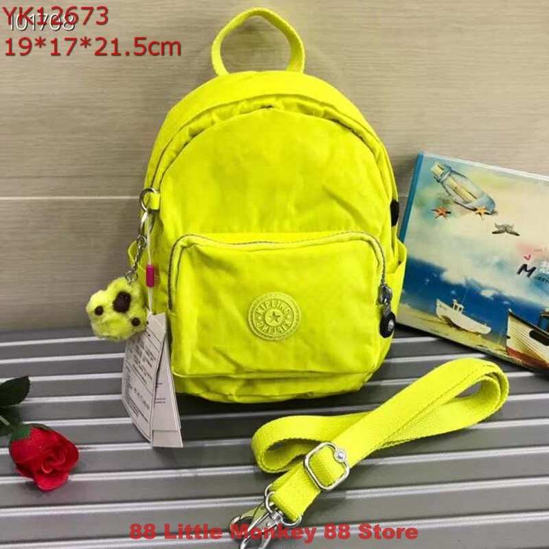 100% Original Kiple Multifunctional Mini Backpack For Women Lady Children