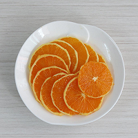 爆汁香橙曲奇,满满的维C的做法图解9
