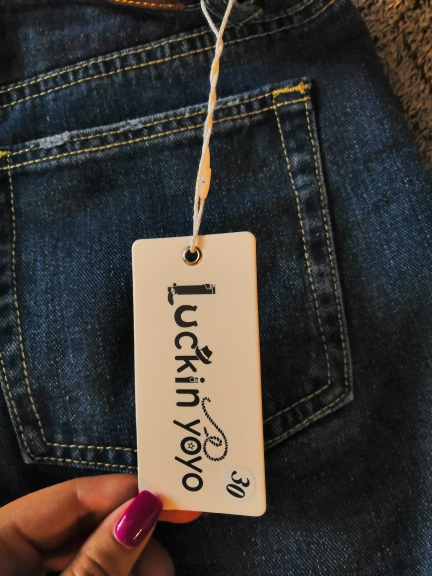 Jeans For Women High Waist Mom Jeans Plus Size Blue Light Blue Denim Jeans Pants photo review