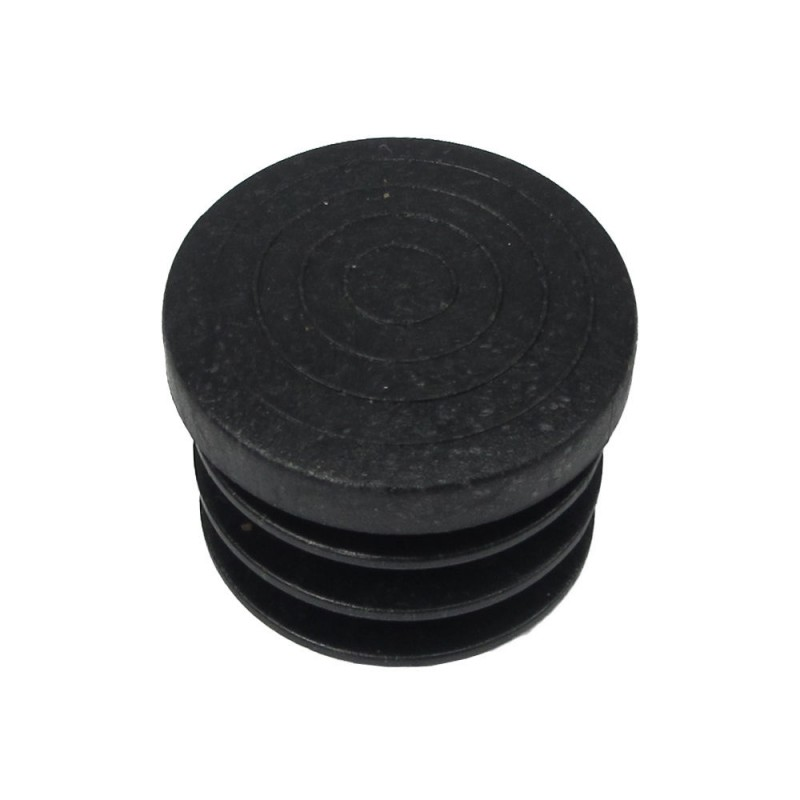 Cone Round Black 30mm. Blister 4 PCs.