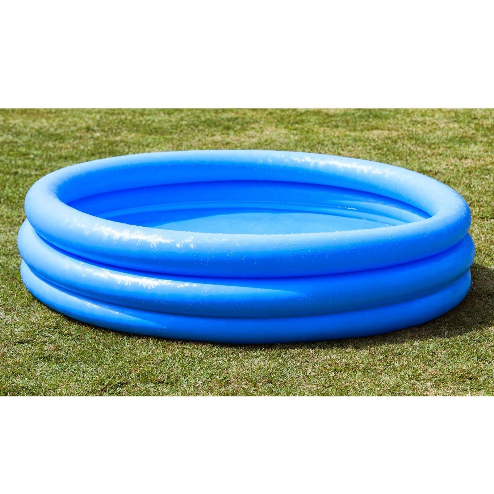 Ebebek İntex Crystal Blue Baby Pool 168x38 Cm