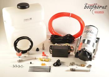 Water Methanol Injection Kit Stage 1 Turbo Meth Alcohol Inj Bosphorus Innovations tanie i dobre opinie TR (pochodzenie) 3 1 kg WMI 1 Turkey Engine