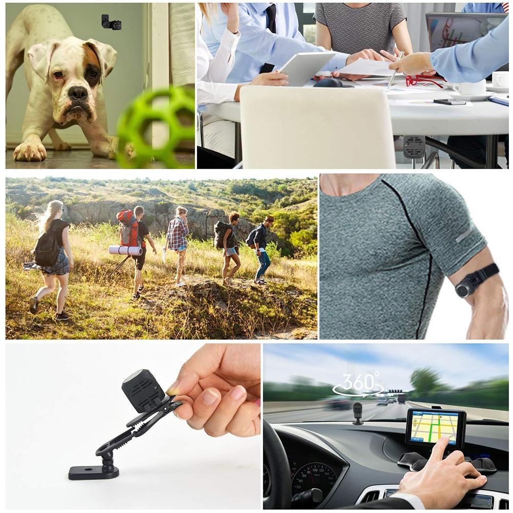2020 új mágneses mini akció kamera vezeték nélküli kis - Kamera és fotó - Fénykép 6