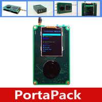 PortaPack console For HackRF One 1MHz-6GHz SDR receiver and transfer AM FM SSB ADS-B SSTV Ham radio