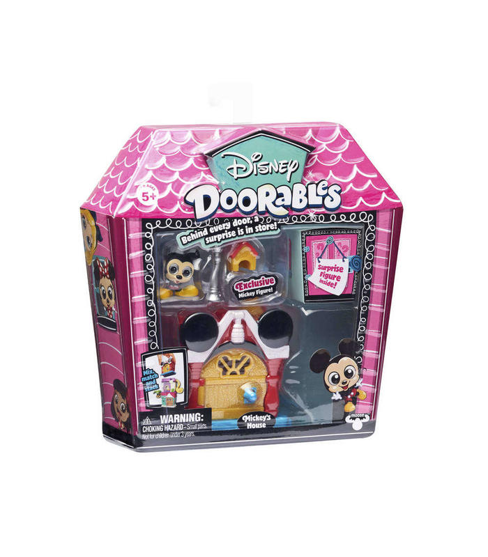 Doorables Mini Houses Toy Store