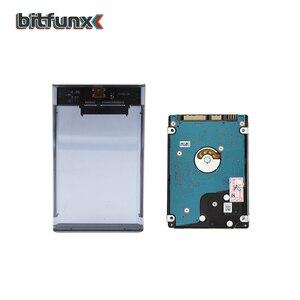 "Image 2 - Bitfunx PS2 FMCB Karte für USB spiele + 2.5 ""SATA HDD Festplatte mit PS2 spiele in Hard disk Fall USB 3,0"