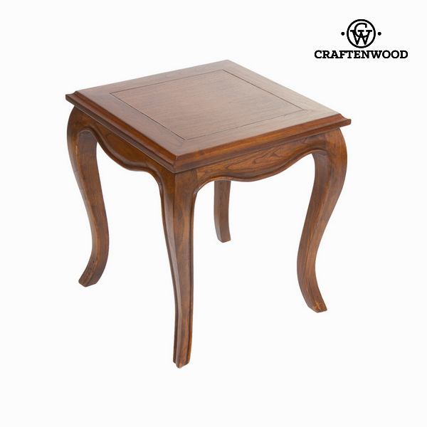 Wooden Side Table - Serious Line Collection By Craftenwood