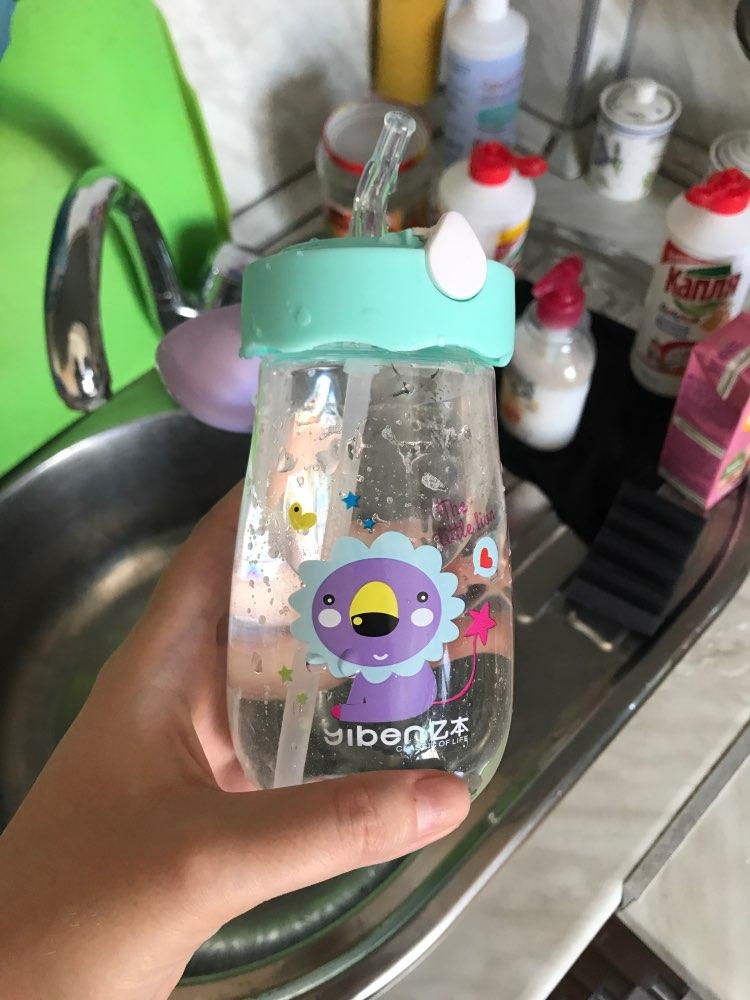 BXLYY Hot Cartoon Children Straw 380ml Plastic Water Bottle Birthday Party Decorations Kids Kitchen Wedding Decoration Gift.8z|Water Bottles| |  - AliExpress