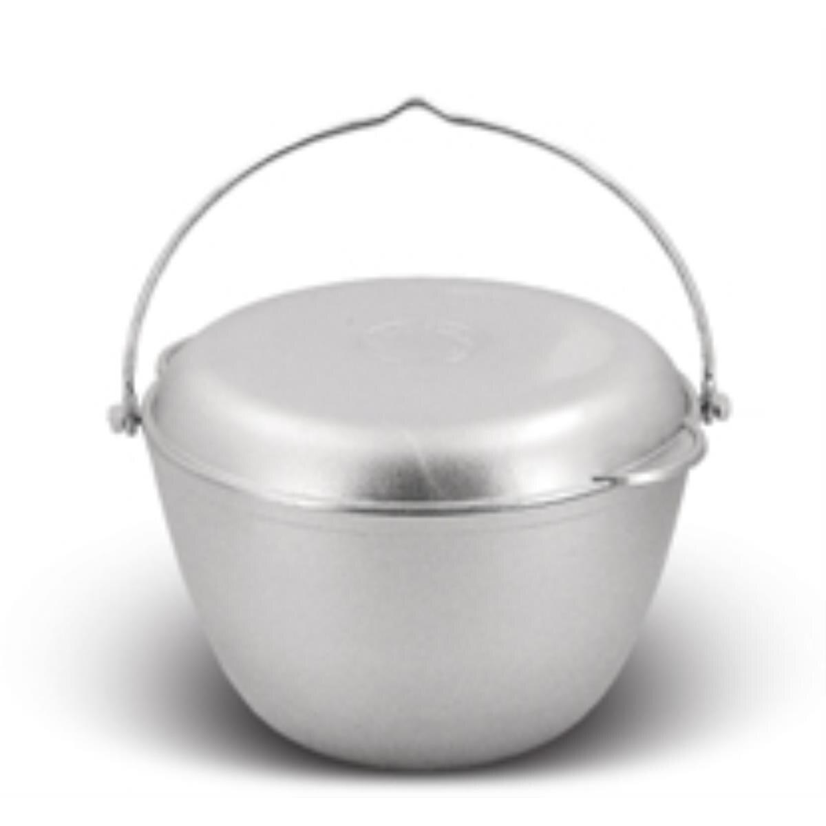 Cauldron Camping 5 Liters With Cover-сковородой кукмор (кп50)