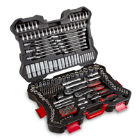 BRIEFCASE TOOLS 'S 215 PCS RATCHET WRENCH 1/2 3/8 1/4 TYPE MANNESMANN