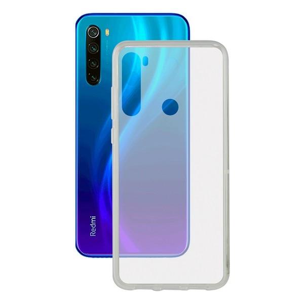 Mobile cover Xiaomi Redmi Note 8 Flex TPU Transparent|  - title=