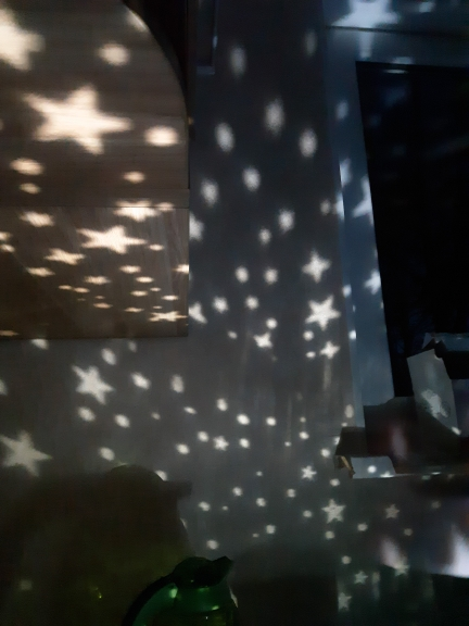 Projecteur Galaxie Plafond photo review