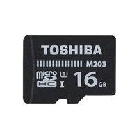 Micro Carta di DEVIAZIONE STANDARD di Toshiba THN-M203K0160EA 16 GB