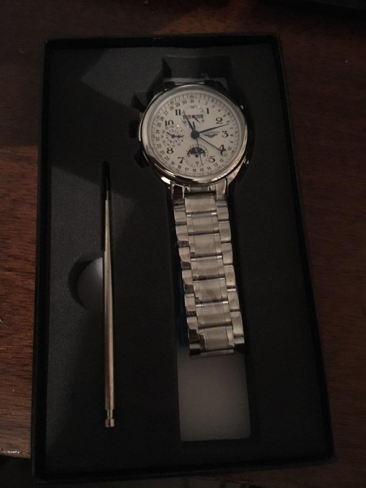 -- Guanqin Relógio Masculino