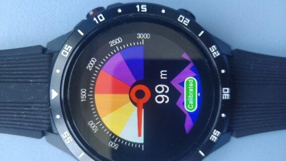 LEMFO M5S GPS Smart Watch Men Independent Card Call Heart Rate Monitor IP67 Waterproof Compass Barometer Weather Smartwatch Smart Watches    - AliExpress