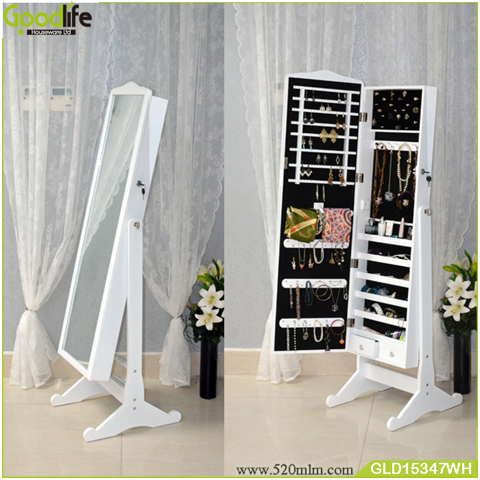 Outdoor Cabinet-mirror Jewelry Smart Bird Omi 60