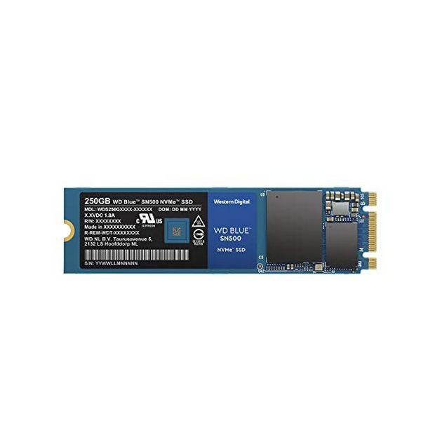 Жесткий диск Western Digital SSD