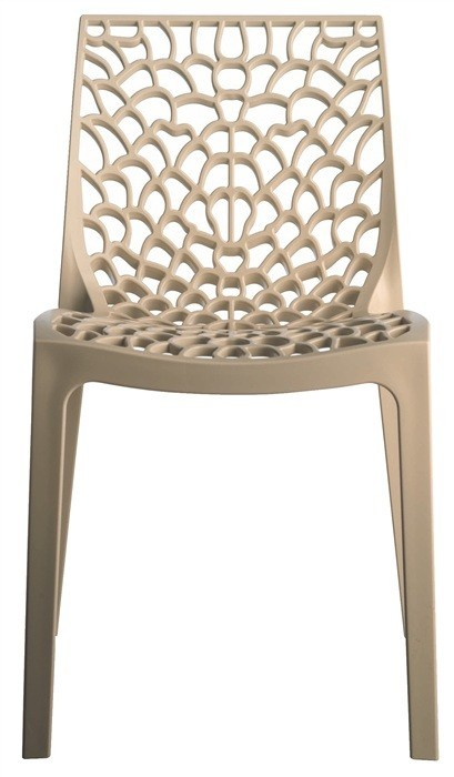Chair WHIM Polypropylene Jute *