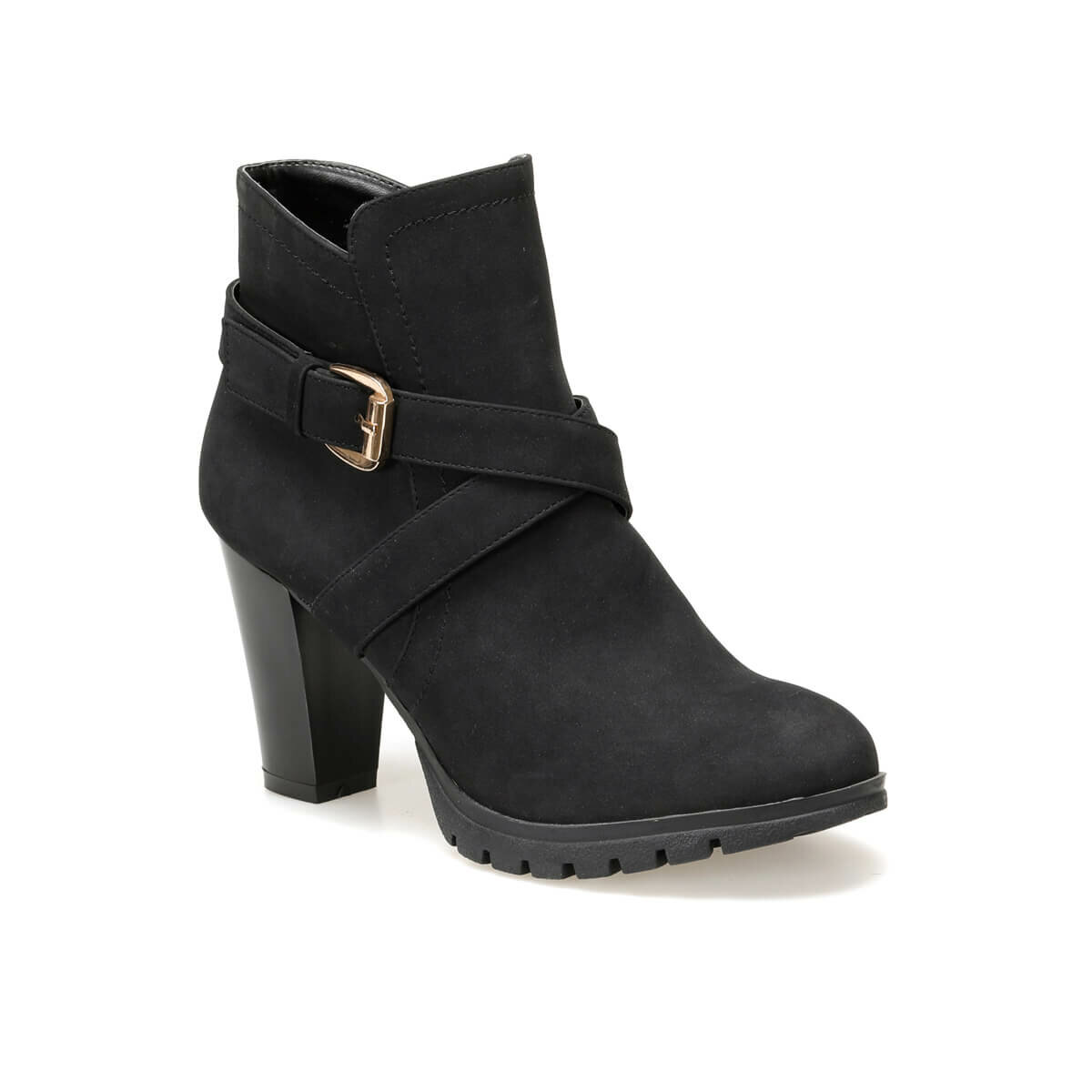 FLO F15091-19K Black Women Boots Miss F