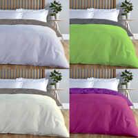 ADP Home-stand fall von Tröster, bettbezug Bi-Farbe, Qualität 144 x strang, 12 kombinationen, bettwäsche einzel