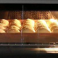 """#美食说出""""新年好""""#香香甜甜的牛奶拉丝小面包的做法图解6"""