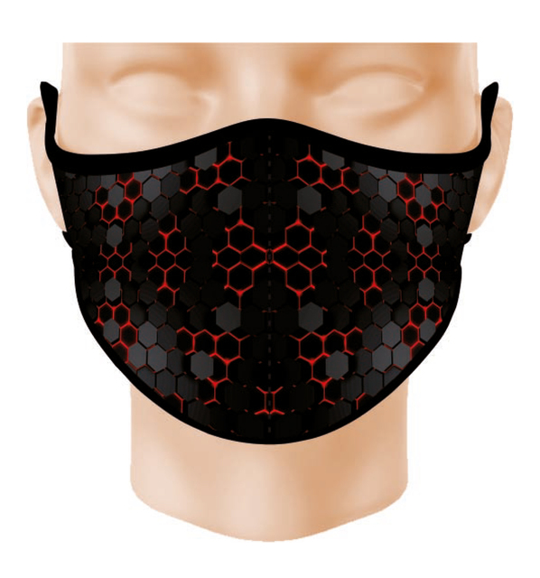 Face mask Neoprene Higienica Reusable Antivirus 1