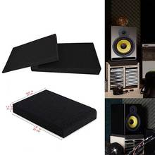Stands Acoustic Foam Most-Speaker Sound-Treatment 2set-Studio-Monitor Two Plates Isolation-Pads