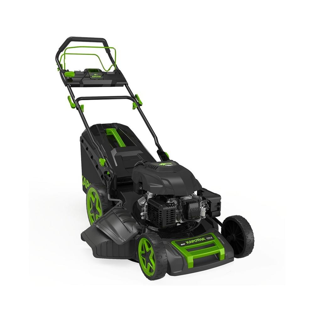 Electric Mower Petrol Manual PRO-7000 Arranque, 200cc, OHV Engine, 7CV, Self Propelled