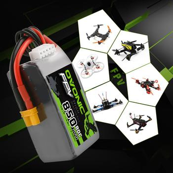 upgraded 7 4v 2300mah 2s 35c li po rechargeable battery with xt30 plug spare parts for mjx bugs 3 6 b3 b6 rc drone quadcopter Ovonic 850mAh 4S 80C Lipo Battery 14.8V RC Battery With XT30 Plug For FPV Drone Racing