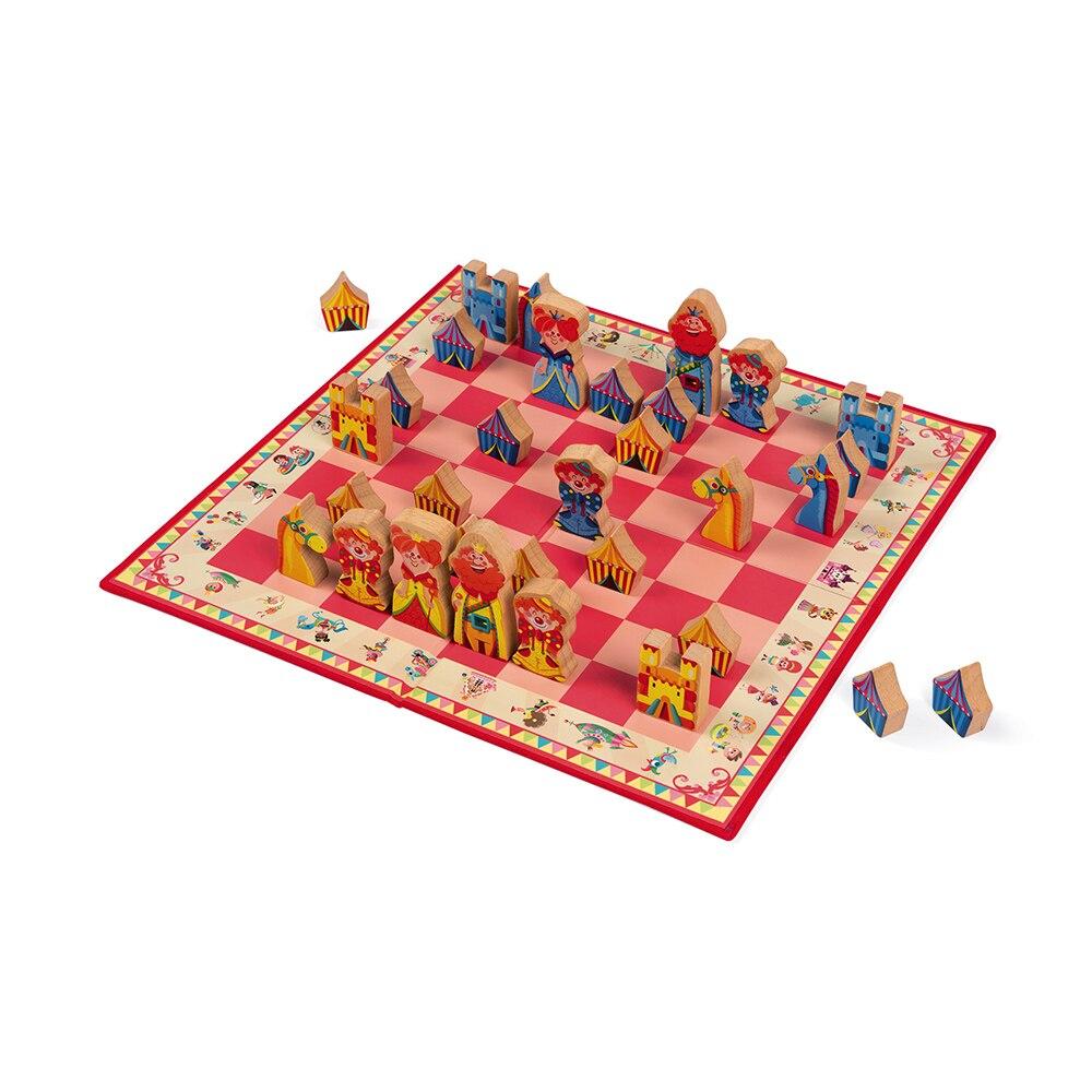 Gioco di scacchi parco