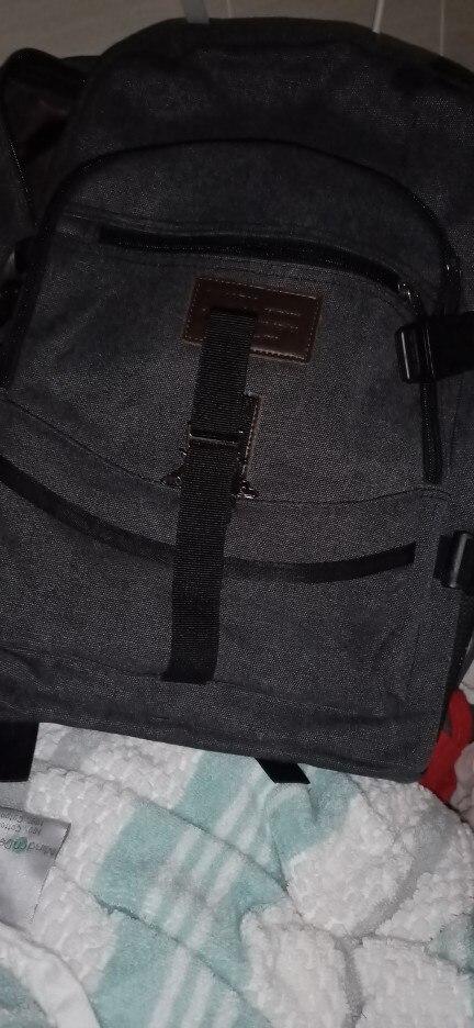 New backpack men Fashion strap zipper solid casual bag male backpack school bag canvas bag designer backpacks for men backpacks|bag ease|bag containerbag end - AliExpress