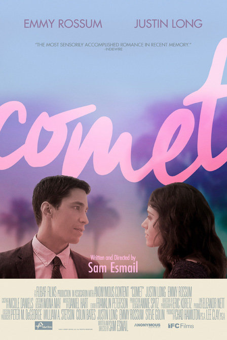 彗星的軌跡