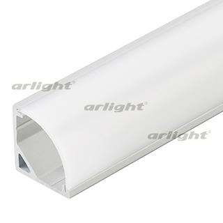 023723 Profile SL-KANT-H16-2000 ANOD [Aluminum]-2 M. ARLIGHT-LED Profile Led Strip/ARLIGHT S-LUX/Compact...