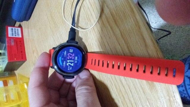 Huami Amazfit Pace Smartwatch Amazfit Smart Watch Bluetooth GPS Information Push Heart Rate Intelligent Monitor Smart Watches     - AliExpress