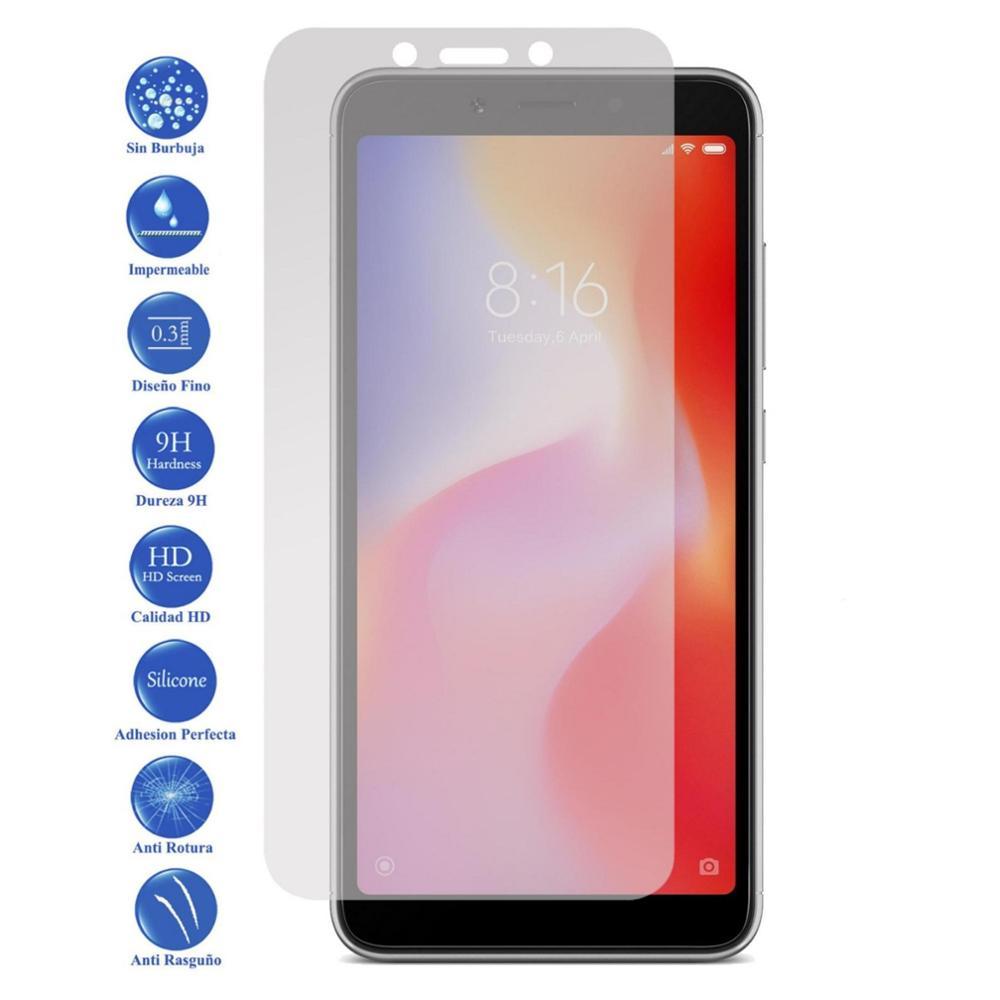 Protector De Pantalla Cristal Templado Para Xiaomi Redmi 4A 4X 5 6 6A 7 Go Plus Elige Modelo