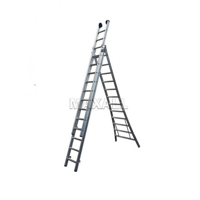 Stair Riser Extendable Aluminum MAXALL 3x8