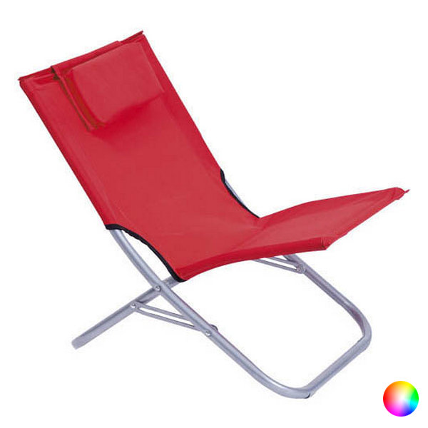 Folding Chair With Headrest (47 X 60 X 62 Cm) 143318