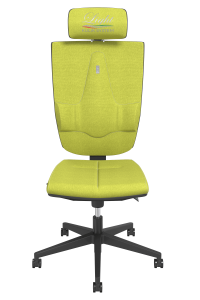 Ergonomic Armchair From Kulik System-SPACE