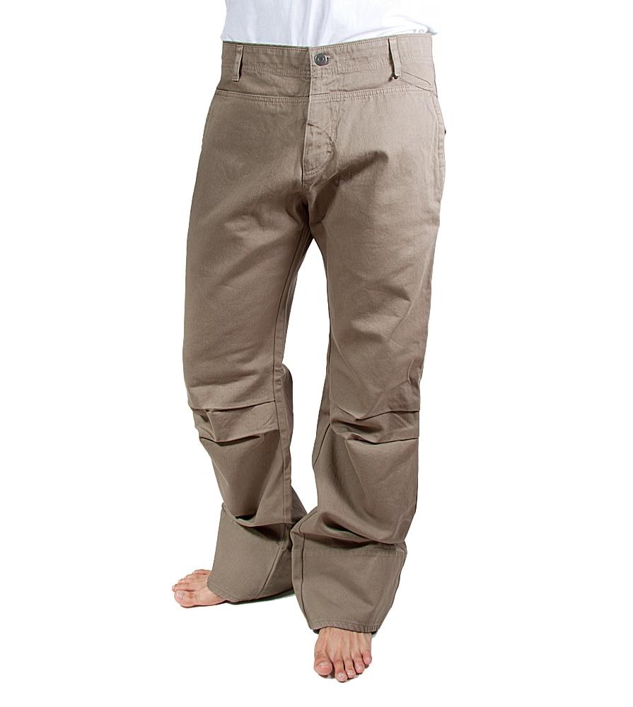 Pantalon Fabric H/M DKNY BEIGE 28