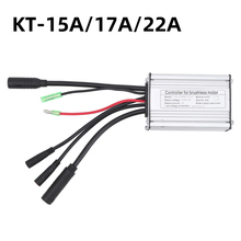 Kt-Controller Brushless-Motor Electric Bicycle 36V/48V Waterproof for 500W/750W 9-Tube